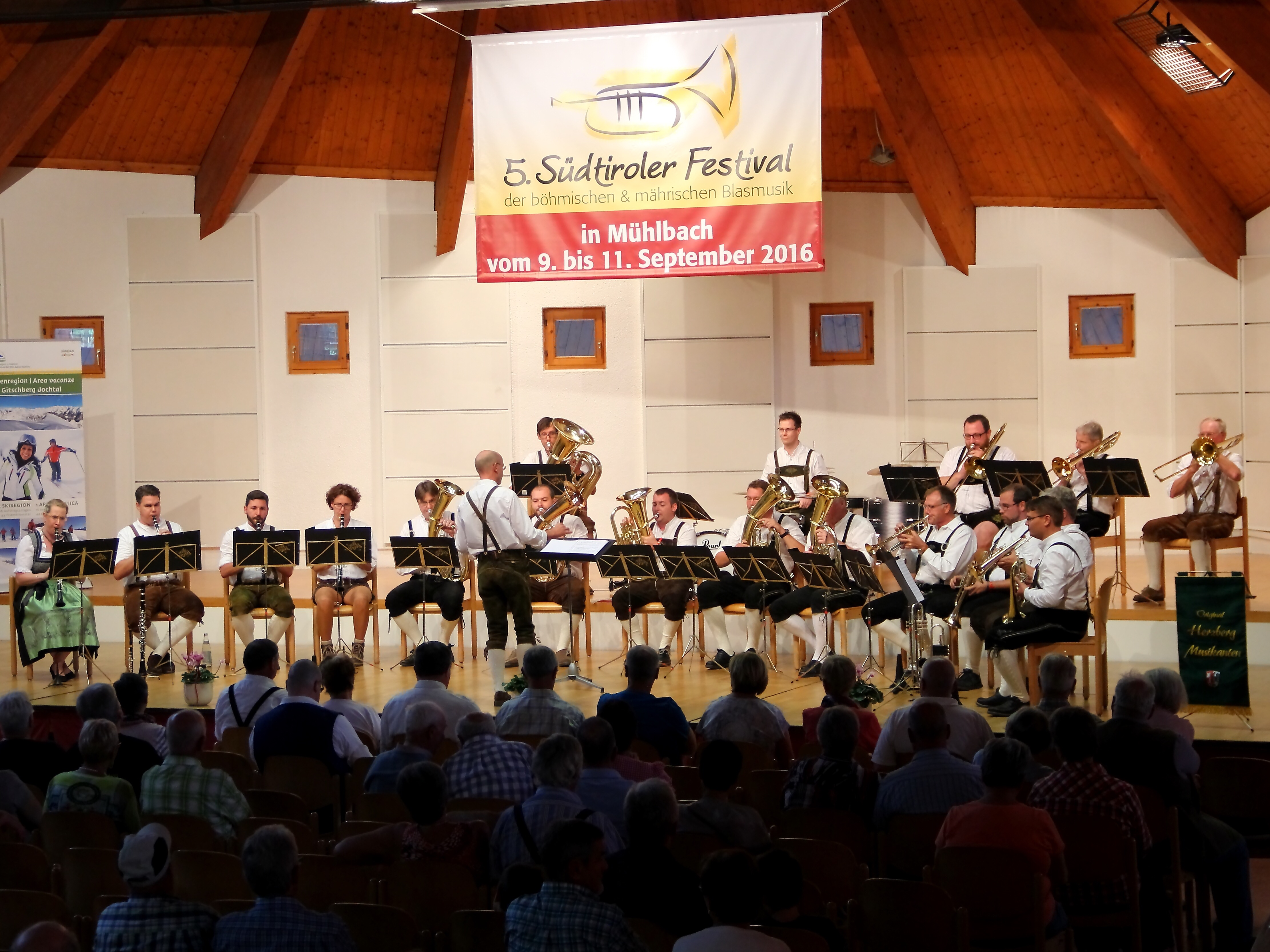 5. Südtiroler Festival der Blasmusik